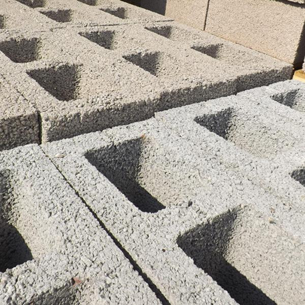 Hollow Concrete Block 440 x 215 x 215mm