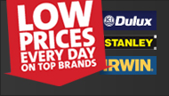 Low Prices Everyday on Top Brands