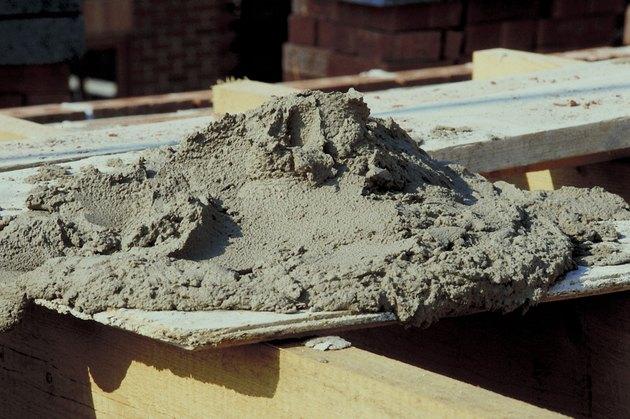 Building a Concrete Block Column