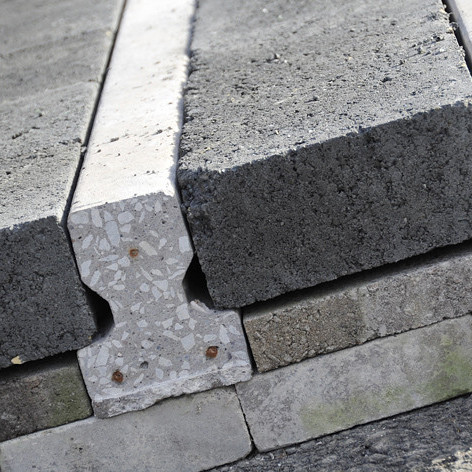 F P McCann Concrete Floor Beam 150mm x 4.8mtr